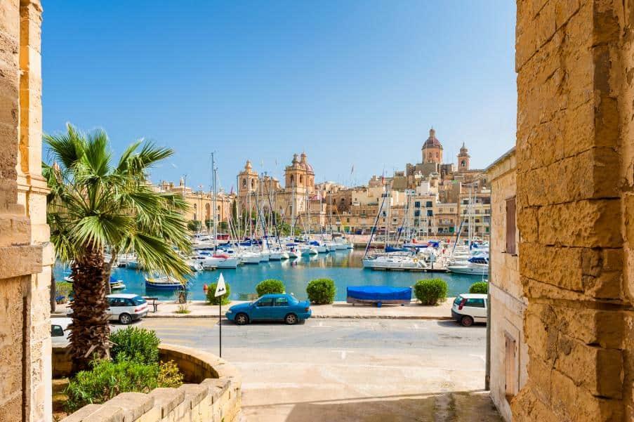 Senglea, Malta - Risskov Rejser