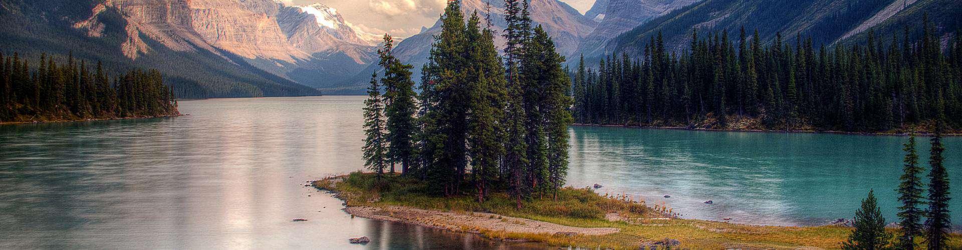 Jasper National Park, Canada - Risskov Rejser