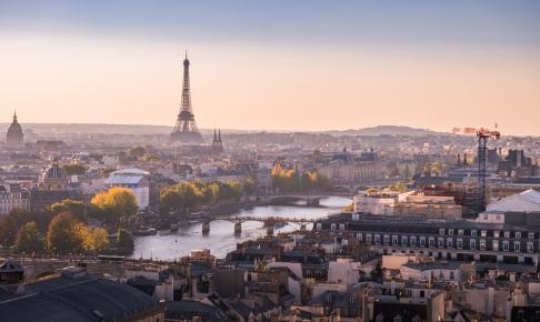Paris, Frankrig - Risskov Rejser