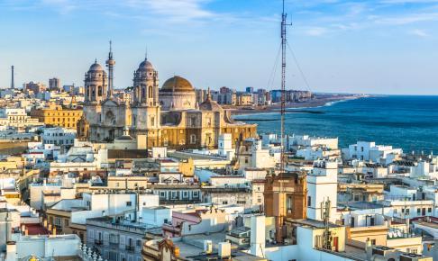 Cadiz, Spanien - Risskov Rejser
