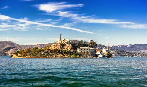 Alcatraz, San Franciso - Risskov Rejser