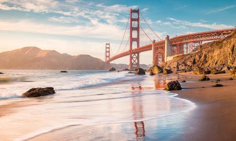 San Francisco, USA - Risskov Rejser