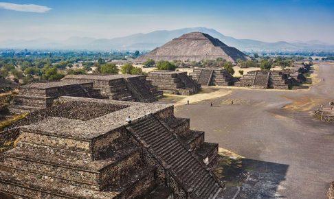 Teotihuacan,